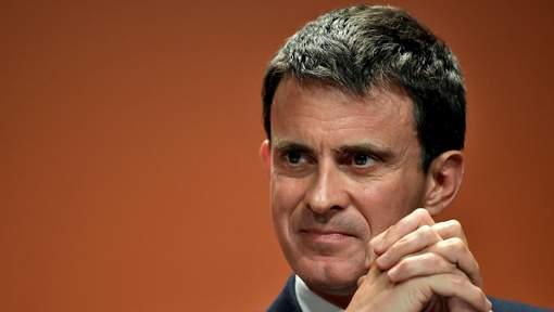 """Valls sera """"candidat de la majorité présidentielle"""" pour les législatives"""