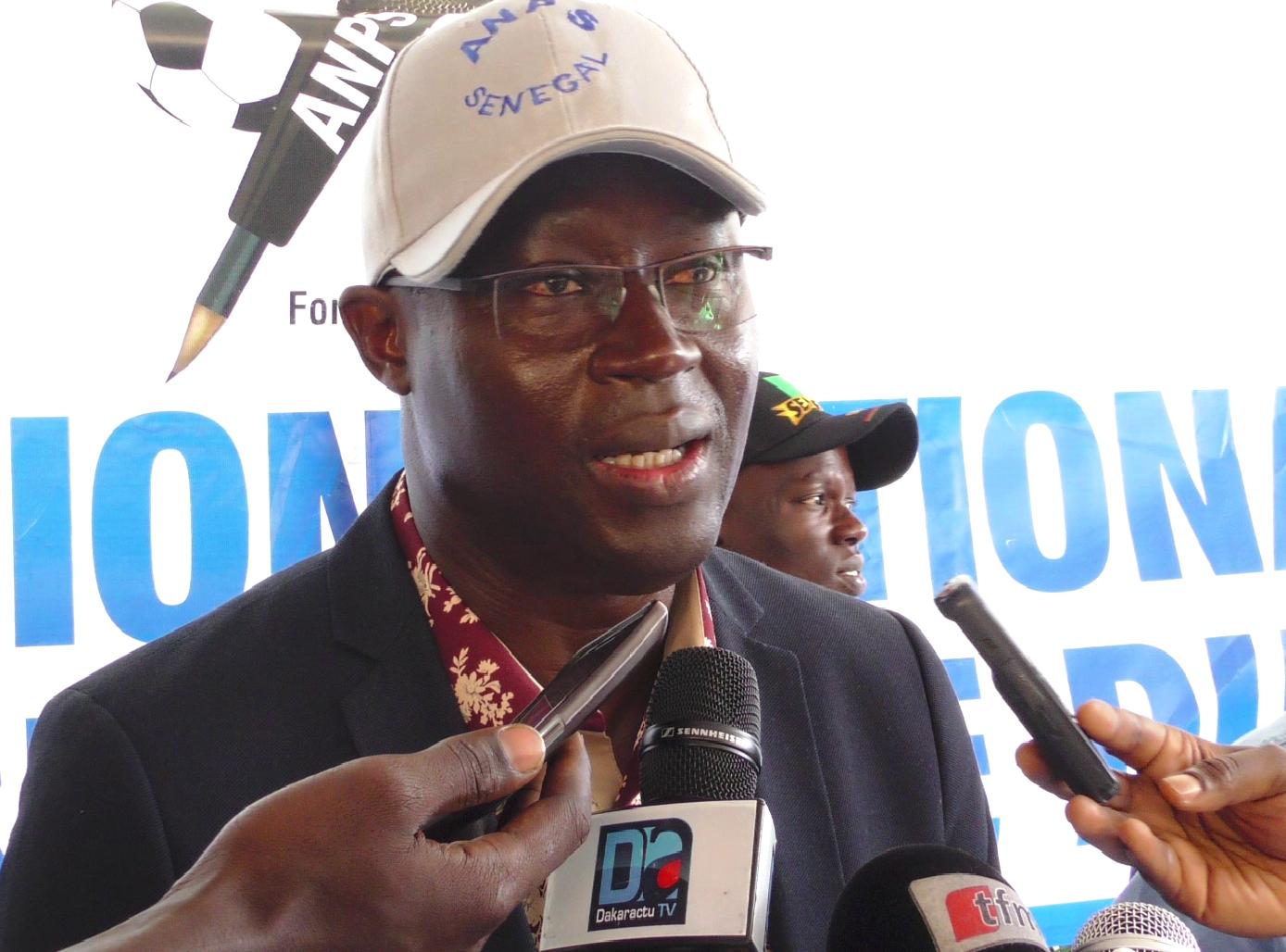 AUGUSTIN SENGHOR NOMMÉ VICE-PRÉSIDENT DE LA COMMISSION JURIDIQUE DE LA CAF