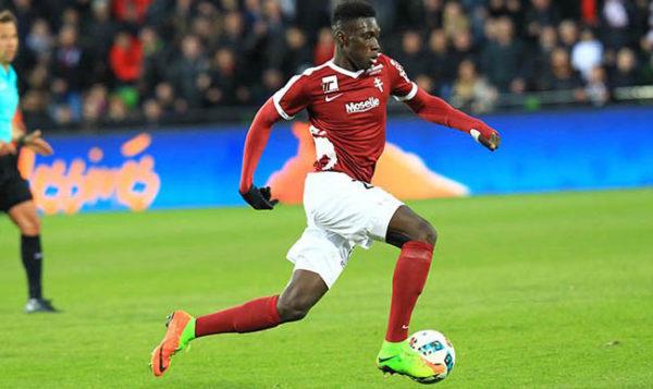 FC Metz, Ligue 1 : Ismaila Sarr élu joueur du mois d'avril