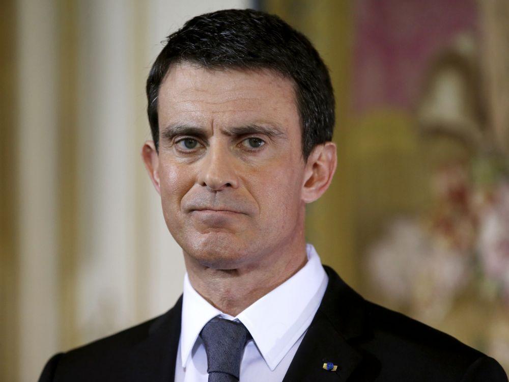 LÉGISLATIVES 2017 EN FRANCE :  Une procédure d'exclusion du PS engagée contre Manuel Valls