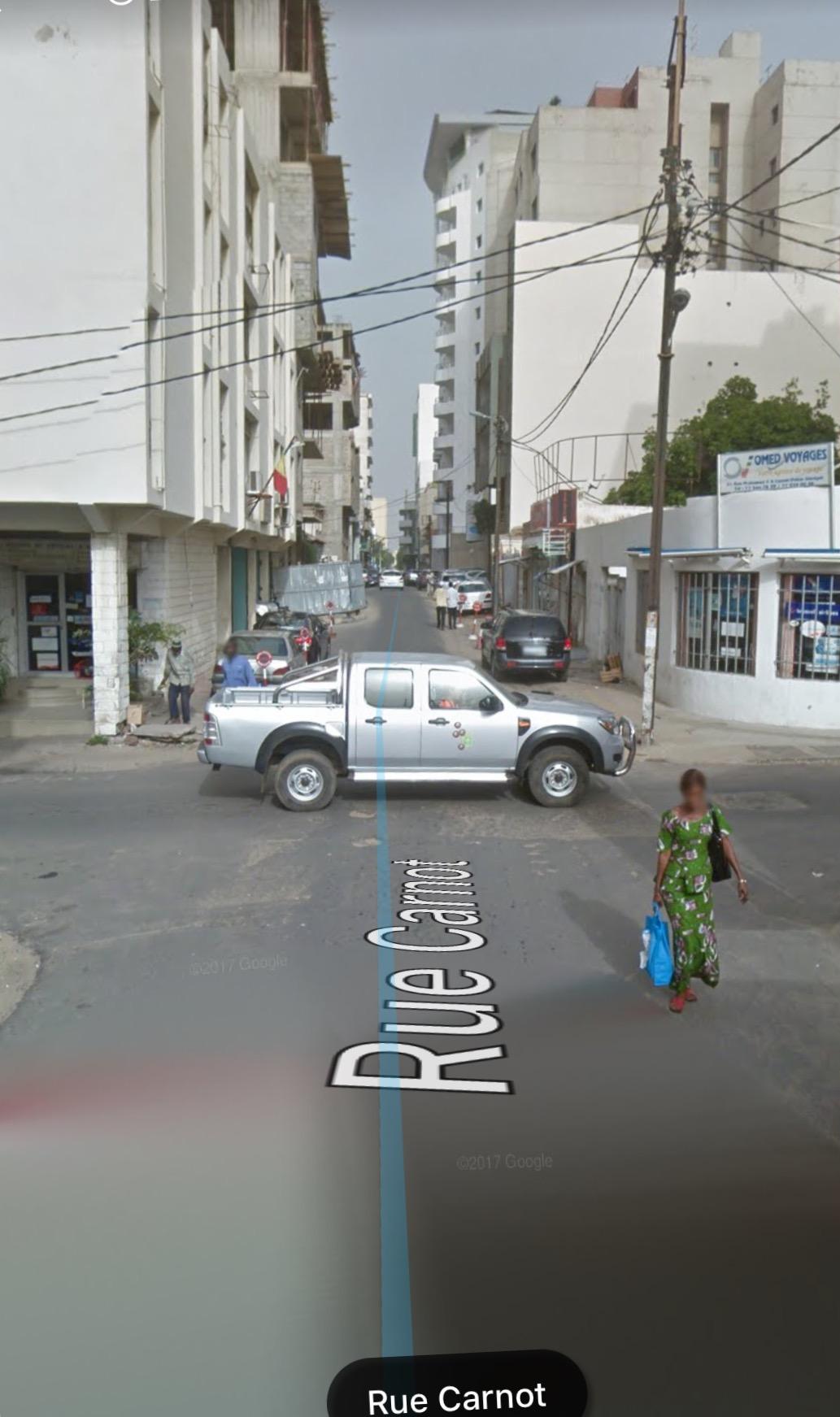 Rue Carnot : Un apprenti maçon chute du 7 ème étage d'un immeuble et meurt sur le coup