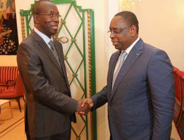 Audience : Souleymane Ndéné Ndiaye va accompagner la mouvance présidentielle lors des élections prochaines