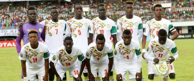 Football amical : L'équipe nationale locale bat la Mauritanie 2-0
