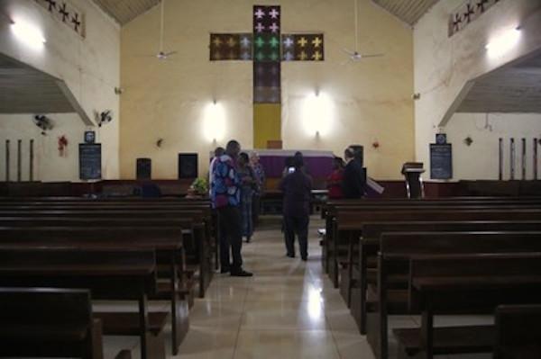 RUFISQUE : L'Eglise protestante Christ-Roi saccagée