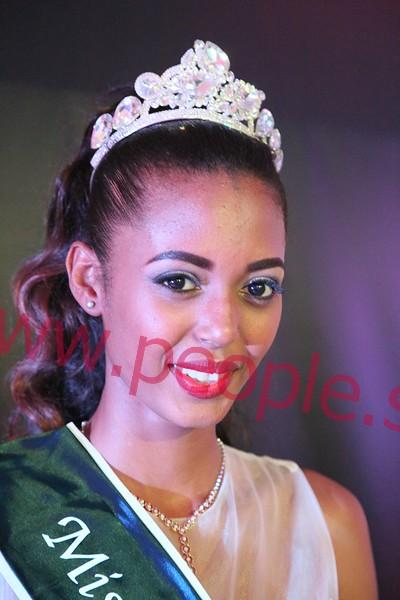 Reine de Beauté : Hasna Ayad élue Miss Liban Sénégal