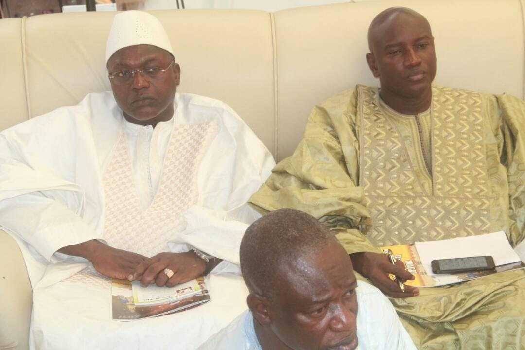 DAROU MOUHTY : Aly Ngouille Ndiaye appelle à s'inspirer de Mame Thierno Birahim Mbacké