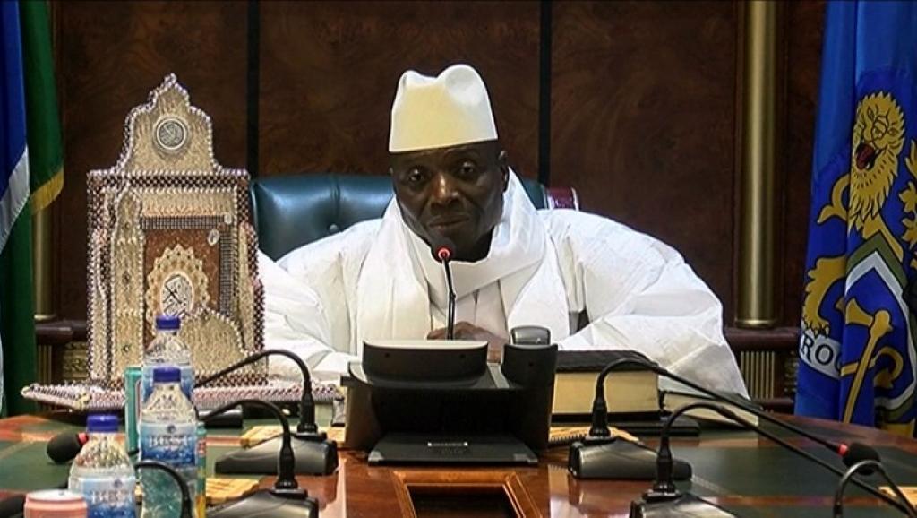 GAMBIE : Des cousins du dictateur Jammeh entendus par la police