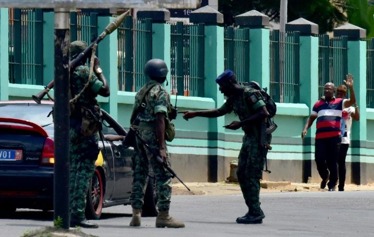 ALERTE - Mutinerie en Côte d'Ivoire : décès d'une personne blessée samedi à Bouaké (famille)