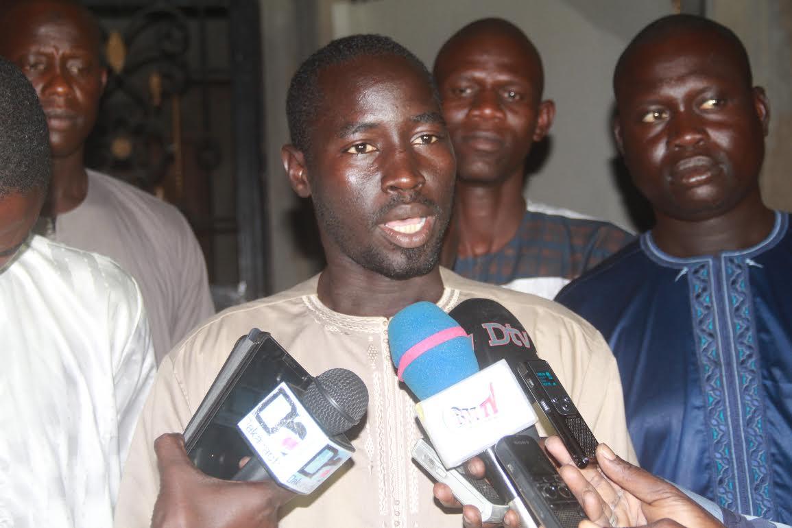 LÉGISLATIVES À MBACKÉ - Les jeunes de la coalition Manko Taxawu Sénégal dénoncent ' un scandale '