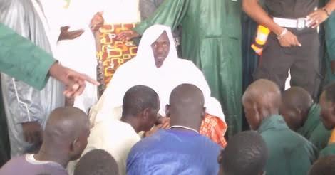 RELIGION - Darou Tanzil commémore la 19ème édition de son magal sur ndiguel du Khalife des Mourides
