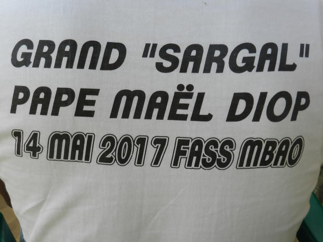 Les images du Grand Sargal de Papa Maël Diop