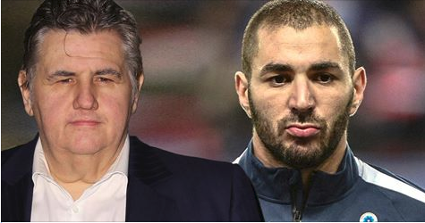Ménès accuse la FFF de racisme au sujet de Benzema