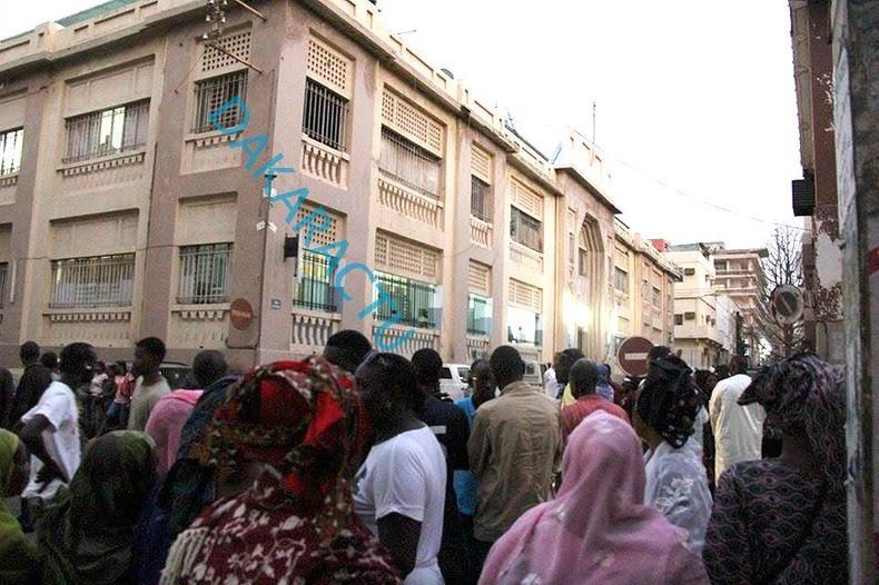 Manifestation pacifique : Des femmes de Taxawou Dakar arrêtées par la police