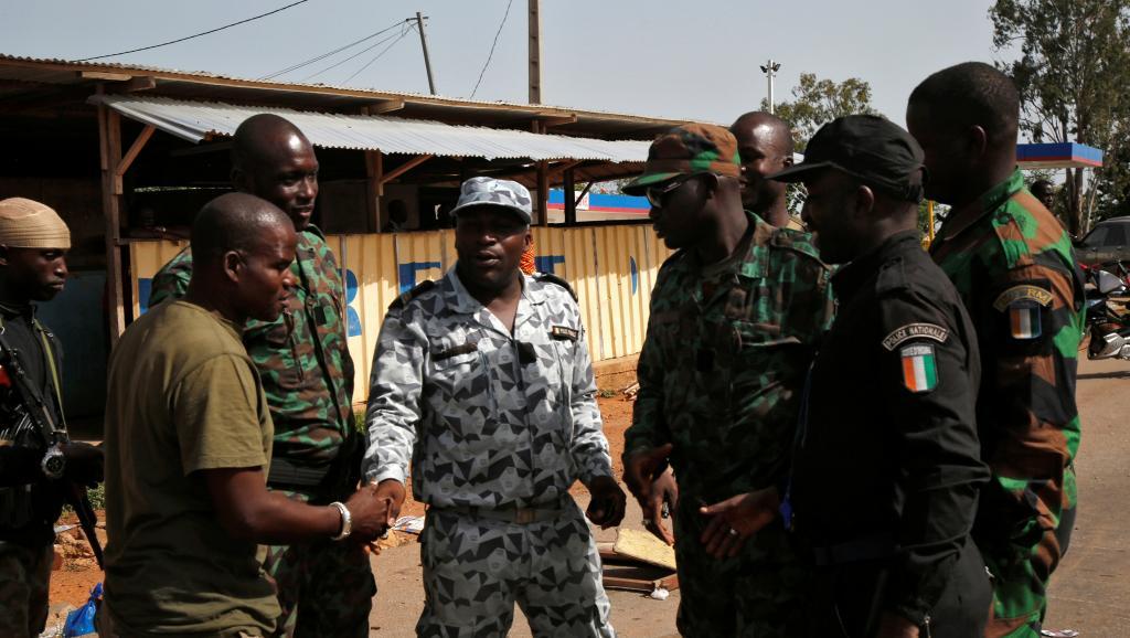 CÔTE D'IVOIRE : les mutins retournent en caserne après avoir obtenu satisfaction