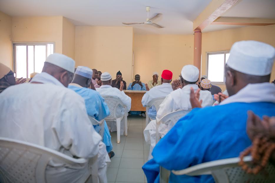 Imams, handicapés de Talibou Dabo, Association des jeunes catholiques : Cheikh BAKHOUM sur tous les fronts à Grand-Yoff