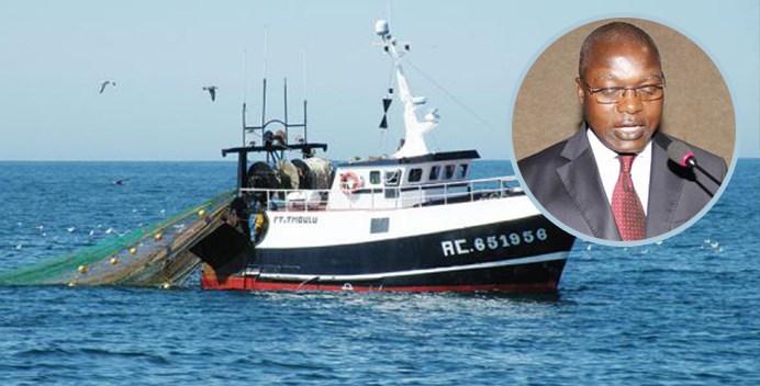 """Oumar Guèye ministre de pêche : """" Il n'y a pas de pêcheur Sénégalais expulsé de Mauritanie """""""