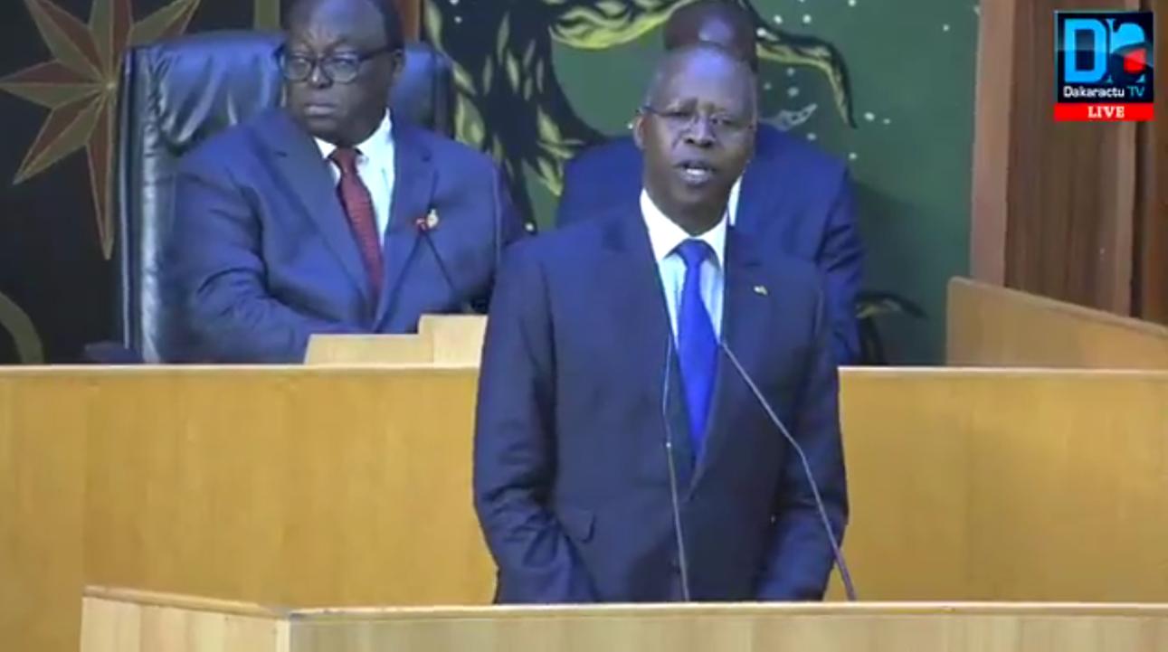 """Mahammed Boun Abdallah Dionne : """" Les Français ne sont pas les seuls à s'intéresser au pétrole sénégalais """""""