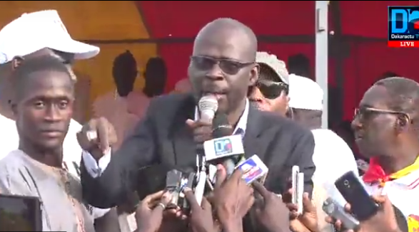 CHEIKH BAMBA DIÈYE AVERTIT LES LEADERS DE MTS: 'Personne n'a le droit de trahir '
