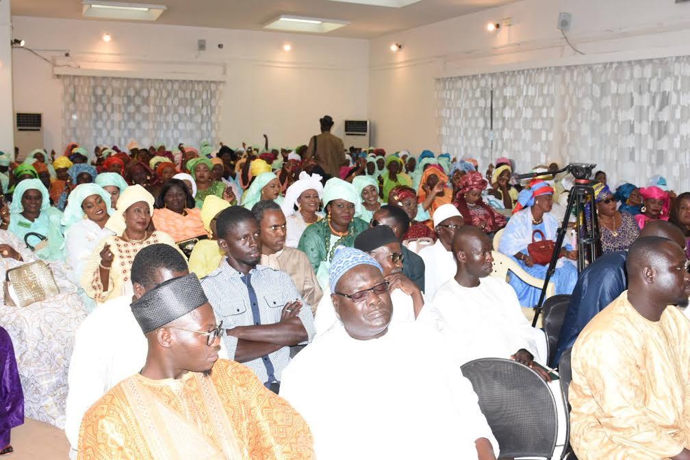Conférence religieuse de l'amicale du MGLDAT