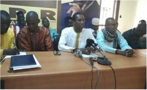LÉGISLATIVES : La COJER du département de Kanel choisit sa tête de liste de la coalition BBY