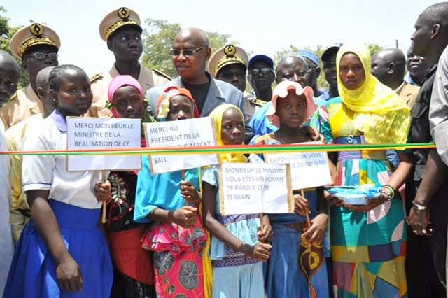 « Touba Tranquille » : Une localité au banc des oubliettes dispose désormais d'une école élémentaire