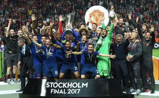 Manchester United remporte la Ligue Europa 2016-2017