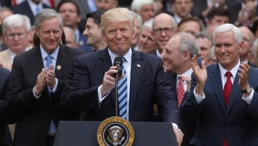 La nouvelle version de la loi Trumpcare exclurait autant d'Américains que la première