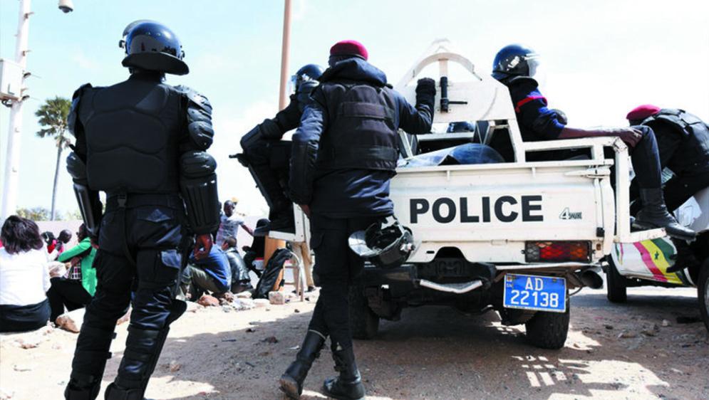 Rapport du 1er  Trimestre de la Police : 13.883 individus parmi lesquels 116 étrangers arrêtés