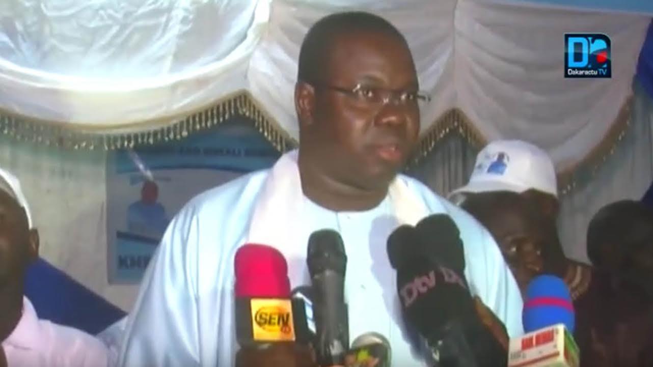 LE PDS ET MANKO LÂCHÉS - Serigne Fallou Mbacké a déposé sa caution pour les législatives