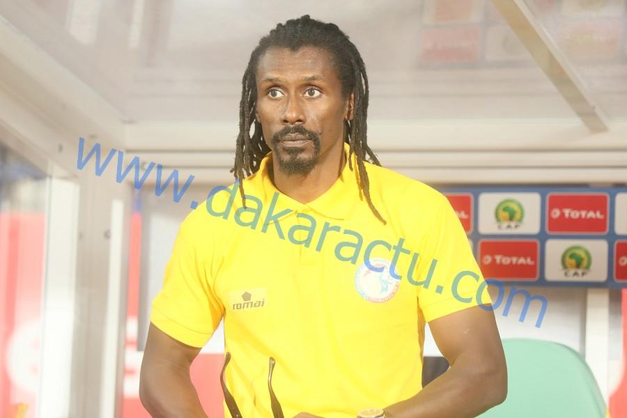 Le maillot national revêt un caractère sacré (Aliou Cissé)
