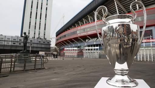La finale de la Ligue des Champions pour la première fois sous un toit couvert