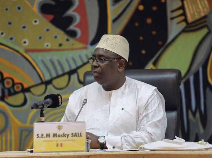 Message du Président Macky Sall à l'occasion du mois béni de Ramadan