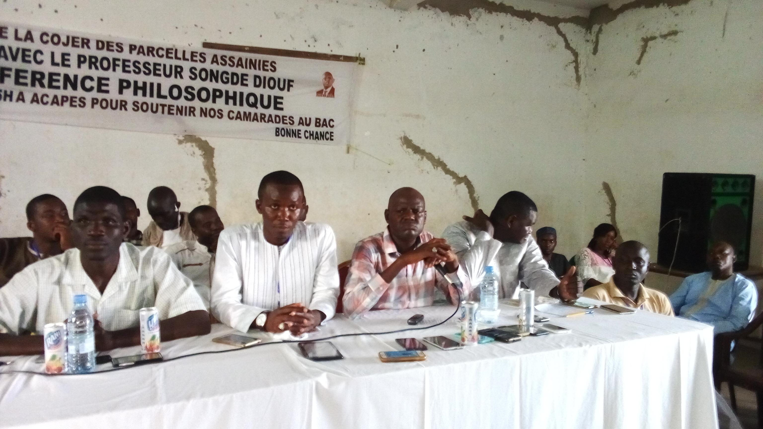 Pr Songhé Diouf sur l'enseignement de la philosophie en classe de seconde : « ils n'auront pas le niveau»