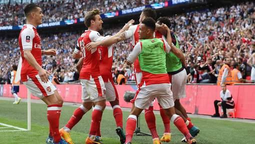 Arsenal remporte la FA Cup face à Chelsea
