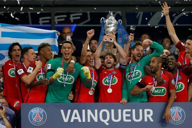 Coupe de France : Le PSG bat Angers de Famara et Cheikh Ndoye