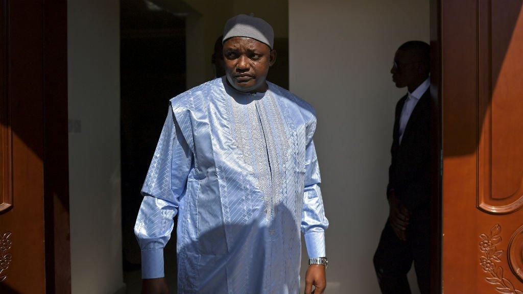 GAMBIE : Bilan mitigé après 100 jours de pouvoir d'Adama Barrow