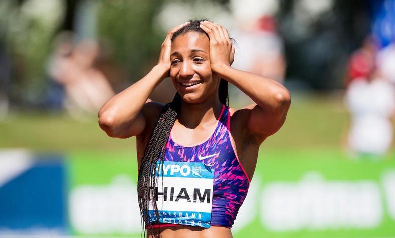 Nafissatou Thiam devient la quatrième femme à dépasser 7.000 points à l'heptathlon