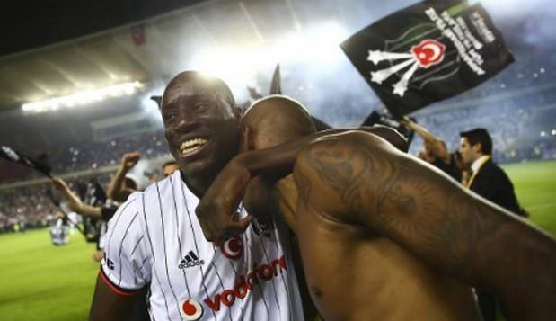 Turquie : Demba Ba et Besiktas sacrés champions
