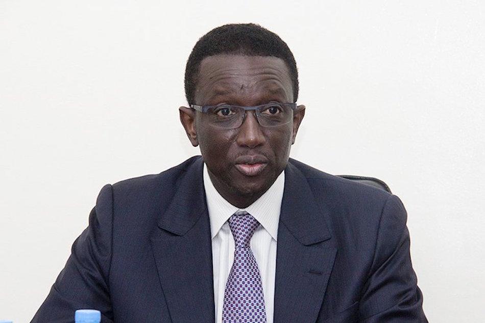 """Prix du meilleur ministre des Finances : Le club """"Sénégal Emergent"""" félicite Amadou Ba"""