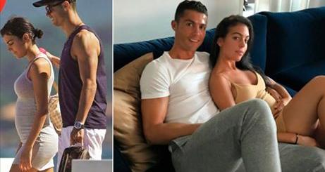 Des jumeaux pour Ronaldo et Georgina ?