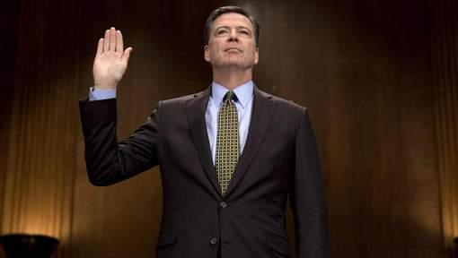 "L'ex-chef du FBI va témoigner sur les ""ingérences russes"""