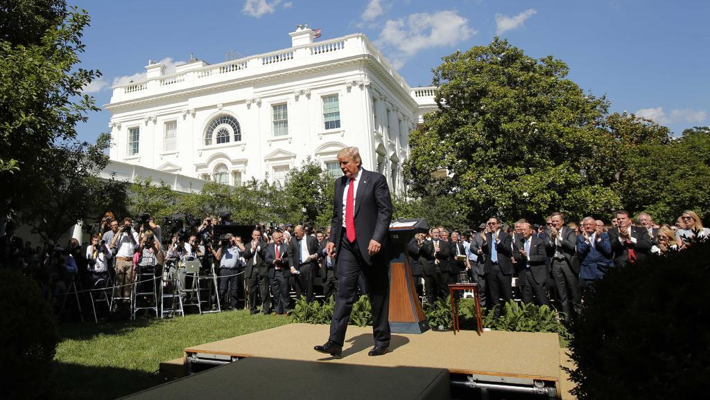 ETATS-UNIS - Retrait de l'accord sur le climat : Donald Trump se met la planète à dos
