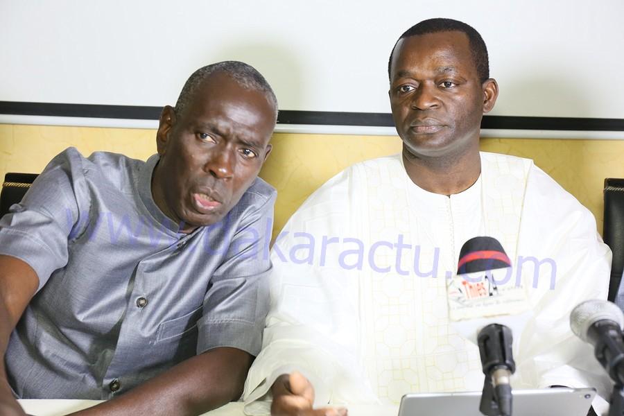 Retour de Lassana Cissé à l'AFP : Le coup de maître de Alioune Sarr  ( IMAGES)