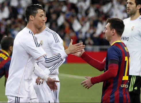 Le Barça félicite le Real Madrid