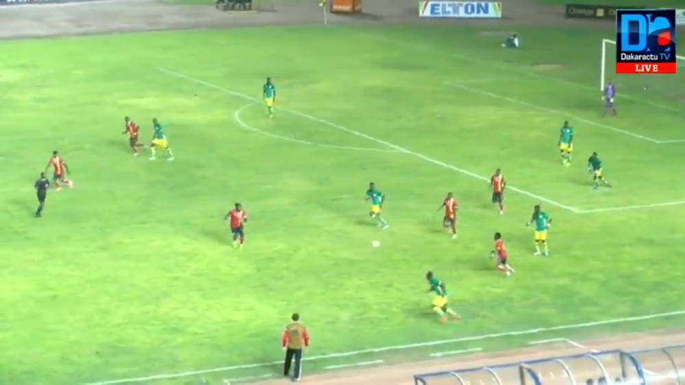 Le Sénégal et l'Ouganda se quittent sur un score nul et vierge