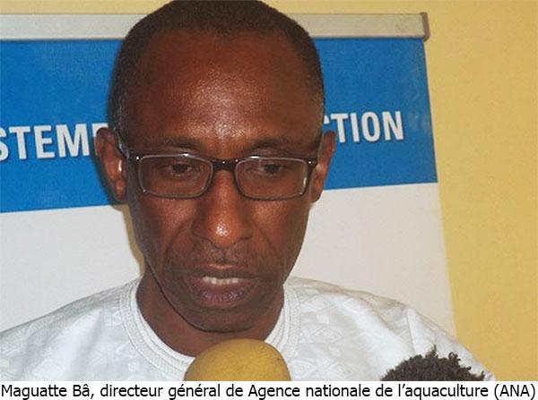 Blocage du fonctionnement de l'Agence nationale d'aquaculture (ANA)