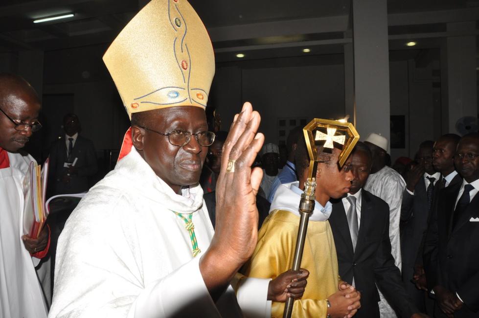 Mgr Benjamin Ndiaye invoque la bénédiction du Seigneur sur nos familles