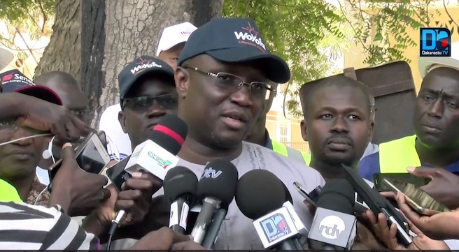MOUHAMADOU MAKHTAR CISSÉ, DG DE LA SENELEC : « Le poste qui alimente le Palais en courant n'est pas télécommandé à cause de l'indiscipline des Sénégalais »