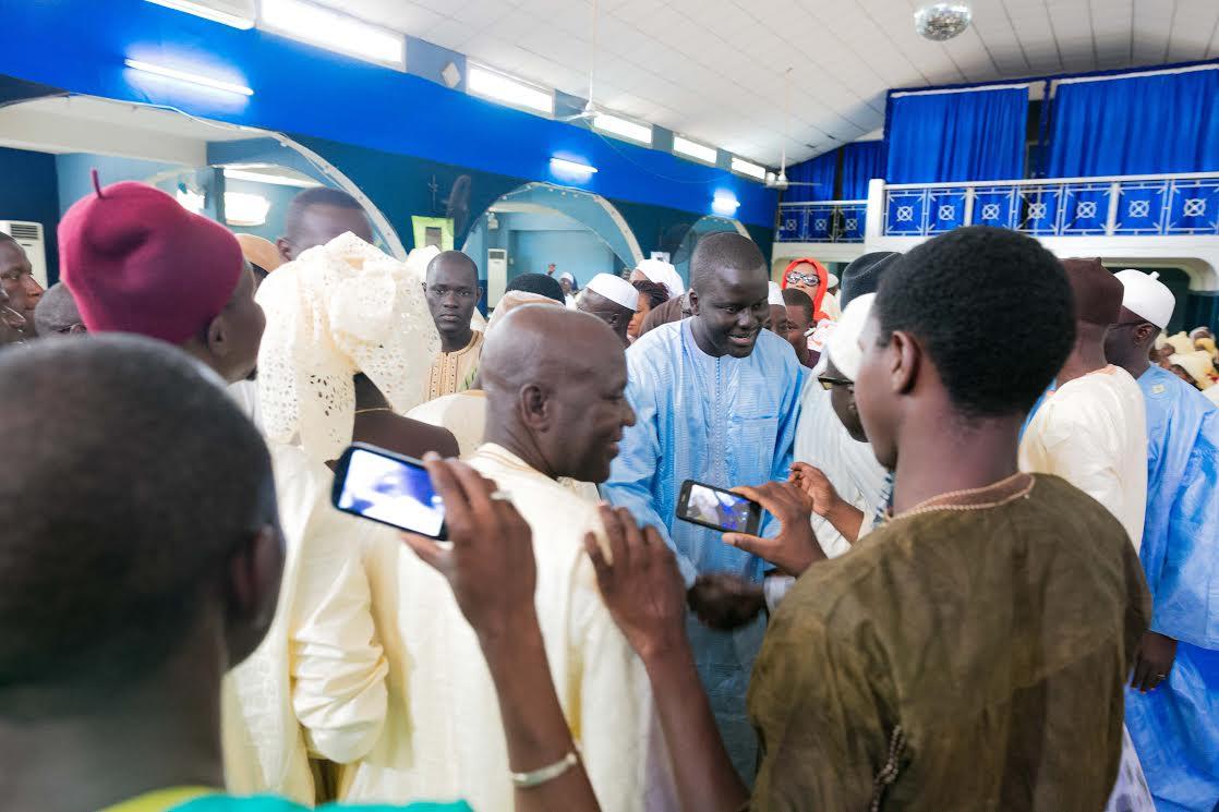 Cheikh Bakhoum à propos des Législatives : « Nous sommes en mode TGV »