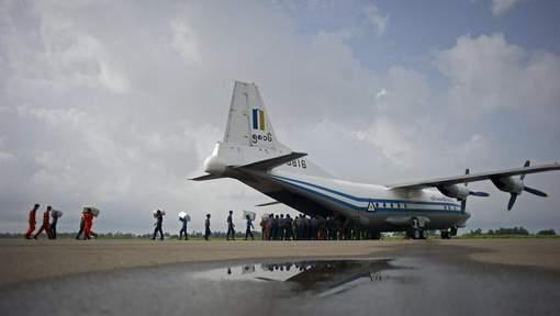 Un avion avec 116 personnes à bord disparaît des radars